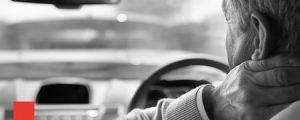 nekklachten in de auto